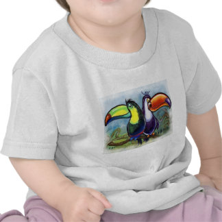Toucans Camisetas