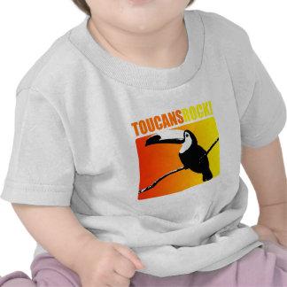 Toucans Rock! T Shirt