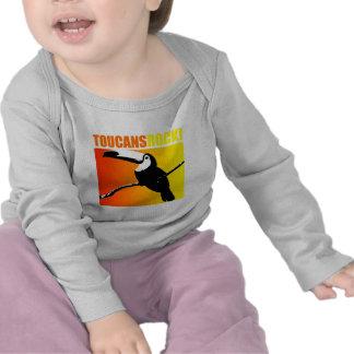 Toucans Rock! Tee Shirts