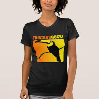 Toucans Rock! Tee Shirt