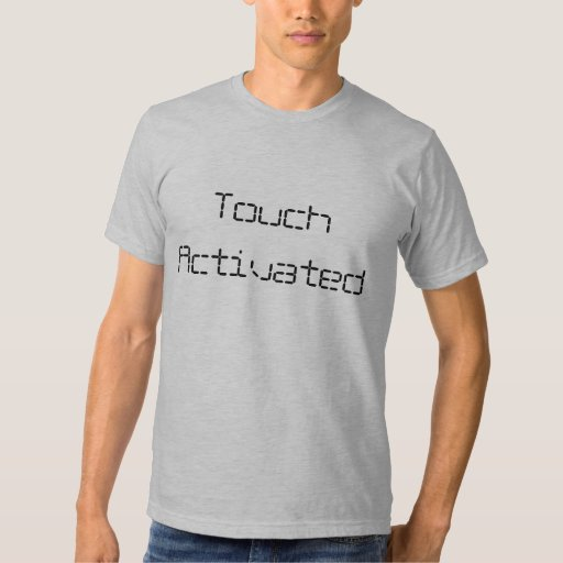 Touch Activated Tee Shirts