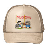 Touch Down Football Hat