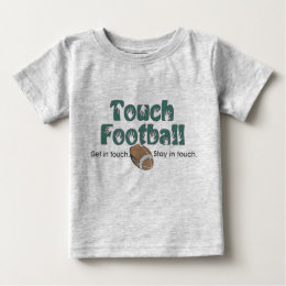 Touch Football Baby T-Shirt