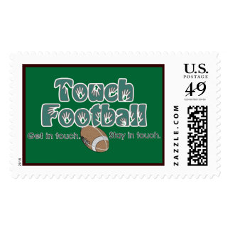 Touch Football Postage
