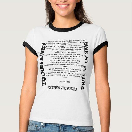 TOUCH LIVES T-Shirt
