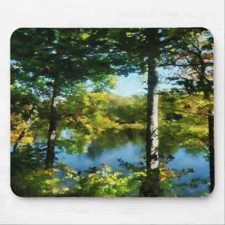 Touch of Autumn Mousepads