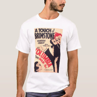 Touch Of Brimstone Comedy 1936 WPA T-Shirt