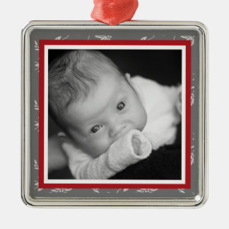 Touch of Class Red Ornament
