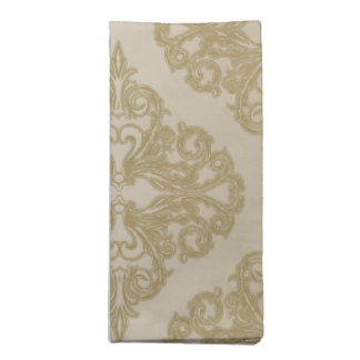 Touch of Gold Cloth Napkins