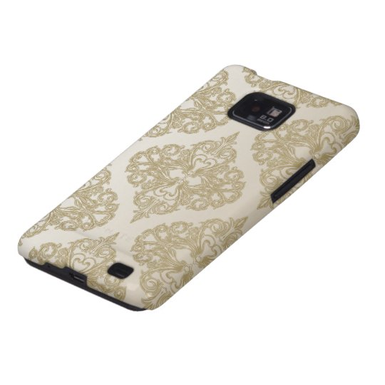 Touch of Gold Galaxy S2 Cover