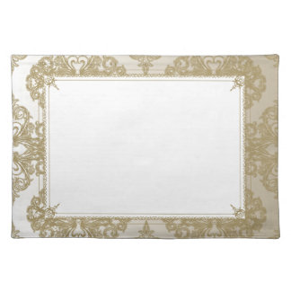 Touch of Gold Place Mat