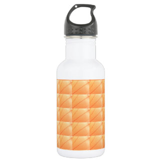 TOUCH of Gold : Tiled Graphic Art Water Bottle