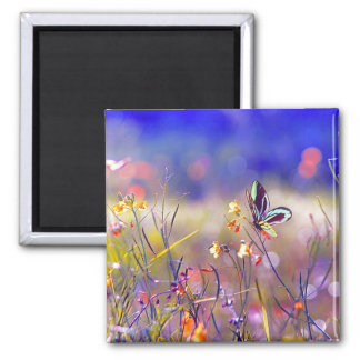 Touch Of Spring Fridge Magnets