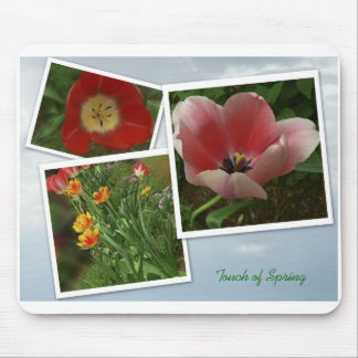 Touch of Spring Mouse Pad