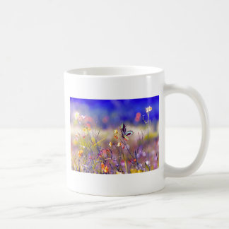 Touch Of Spring Classic White Coffee Mug