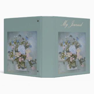 Touch of Summer 3 Ring Binder
