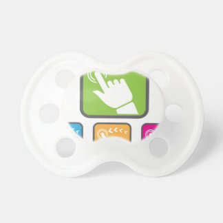 Touch Screen icon Pacifier