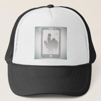 Touch Screen Technology Trucker Hat