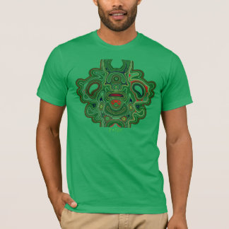 Touch Tees:  (Totem) Dreaming Lizard T-Shirt