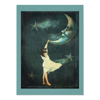 Touch the Moon Card