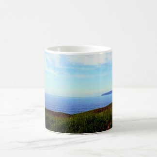 Touch The Sky 11 Oz Magic Heat Color-Changing Coffee Mug