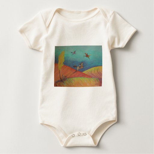 Touch the Sky Gift Variety Baby Bodysuit