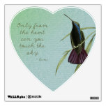 Touch the Sky Hummingbird Wall Skins