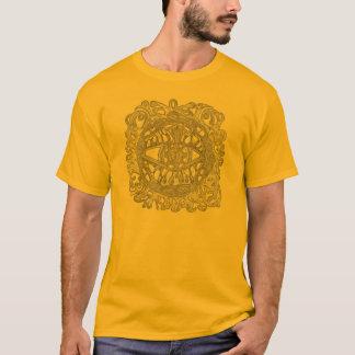 Touch T's (Tribal) Frog-Eye Shaman Medicine T-Shirt