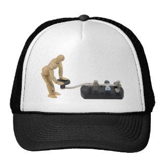 TouchCommunication120509 copy Trucker Hat