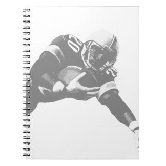 Touchdown Collection Notebook