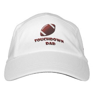Touchdown dad american football father's day hat