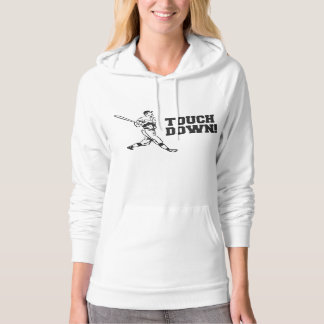 Touchdown Homerun Baseball Football Sports Hoodie