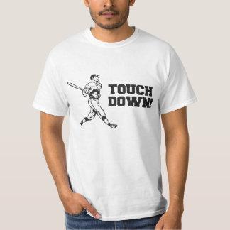 Touchdown Homerun Baseball Football Sports Shirts