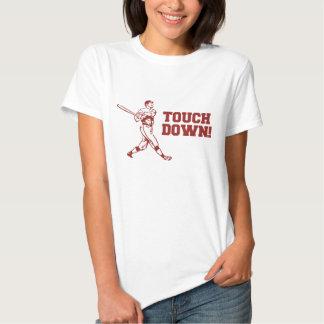 Touchdown Homerun Baseball Football Sports T-shirts