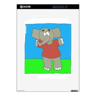 Touchdown Taunt iPad 2 Skin