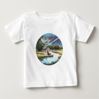 Touched by Holy Spirit Inspiration Infant T-shirt