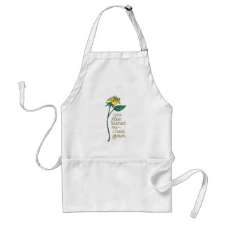 Touched Me Rose Adult Apron