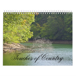 Touches of Country Calendar