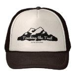 Touching the Trail Logo Trucker Hat