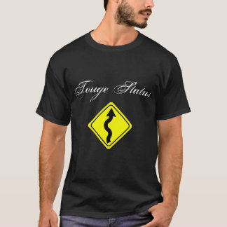 Touge Status Drift tshirt dark