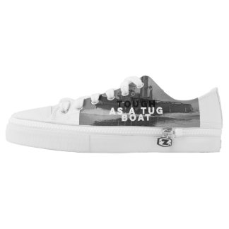 Tough As A Tug Boat Low Cut Boat Shoes