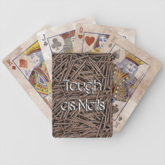 Tough as Nails Playing Cards