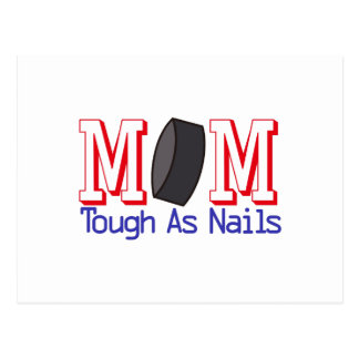 Tough as Nails Postcard