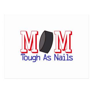 Tough as Nails Postcard
