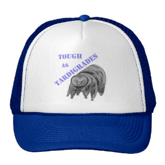 Tough as Tardigrades Trucker Hat