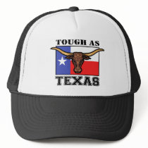 Tough as Texas Trucker Hat