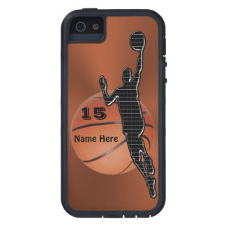 Tough Basketball iPhone 6S Case NAME and NUMBER