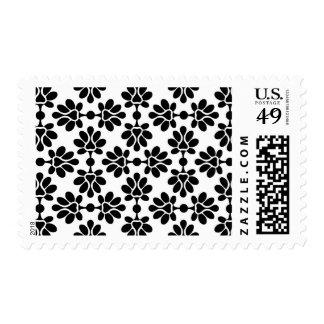 Tough Beaming Merit Welcome Postage Stamp