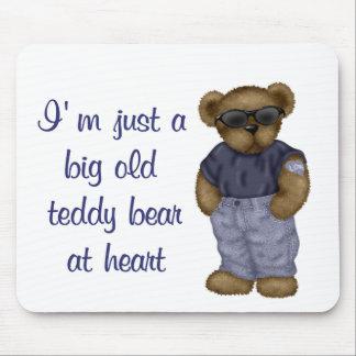 Tough Bear Mouse Pad