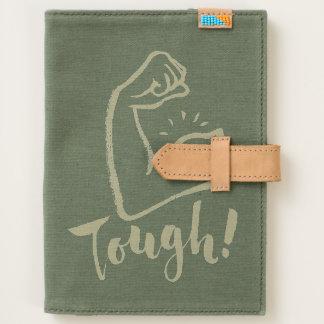 Tough Brush Lettering Design Journal